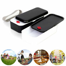 Thermal Insulated Lunch Box Food Container Storage Portable Japanese Bento Box