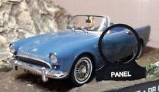 Sunbeam Alpine Tiger Daimler Dart Instrumententräger Lichter Schalter Ösen Label
