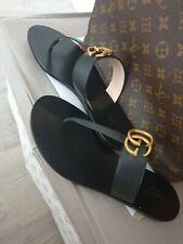 Gucci thong sandals Uk6
