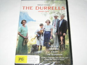 THE DURRELLS series 2 DVD R4 NEW/SEALED