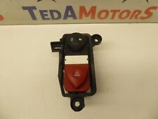 RENAULT MEGANE SCENIC MK2 '03-09 HAZARD & CENTRAL DOOR LOCK SWITCH 8200407415