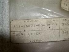Yamaha OEM NOS carburetor check valve 812-24421-00-00 SL292 SW396 SW433E  #1664