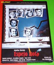 ESPEJO ROTO / THE MIRROR CRACK´D -English Español DVD R2 Precintada