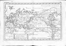 Antique maps, Planisphere general pour servir a l'intelligence de la navigation