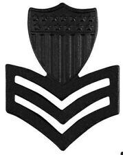 Authentic Us Coast Guard 1St Class Petty Officer Po1 E-6 Hat Black Collar Pin