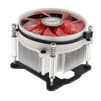 CPU Cooler Heatsink 9cm Fan Radiator for Intel, LGA 775 1150/1151/1155/1156