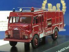 BOS Bedford RLHZ Green Goddess, Feuerwehr 1953, rot - 87416 - 1:87
