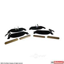 Disc Brake Pad Set-Standard Premium Disc Brake Pad Rear MOTORCRAFT BRF-1012-B