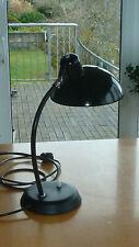 SIS Bauhaus Schreibtischlampe Tischlampe 50er Jahre +++TOP+++