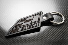 Seat CUPRA 280 Leather Keyring Keychain Schlüsselring Porte-clés LEON IBIZA FR R