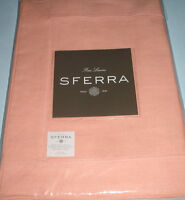 """Sferra FESTIVAL Placemats Cameo 100% Linen SET/4 Hemstitched 14x20"""" New"""