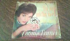 45 tours Connie Francis - Tu' mir nicht weh