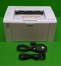 New HP LaserJet Pro Monochrome Printer M102w G3Q35A **Toner Included**