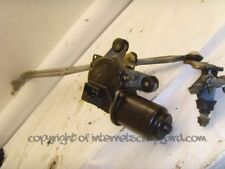 Nissan Patrol 3.0 Y61 ZD30 97-13 windscreen wiper motor + regulator