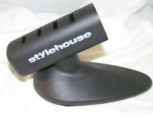 Stylehouse Curling Iron Flat Iron Holder with Suction Cup Base
