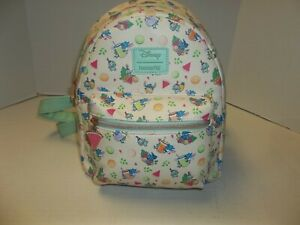 Loungefly Disney Lilo & Stitch Mini Backpack Purse