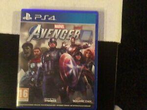 Marvel's Avengers (Sony PlayStation 4, 2020)