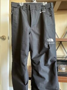 The North Face Boys' Freedom Insulated Pant, TNF Black Size L