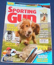 SPORTING GUN MAGAZINE APRIL 2014 - THE BROWNING T-BOLT