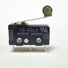 1pcs New Omron SS-5GL2 Limit Switch 3 Pins Microswitch Com-NC-NO