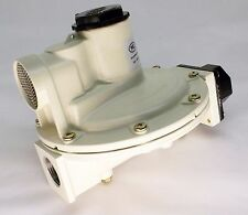 MARSHALL EXCELSIOR 1632E-CFH PROPANE REGULATOR 250 PSI TO 1.0-2.2 PSI TWIN STAGE