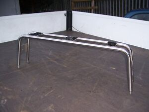NEW A Frame Radar Arch Boat Fishing Cabin Top Stainless Steel Small Frame 1.2 m