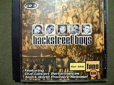 Backstreet Boys for the Fans (CD, 2000, ZOMBA)