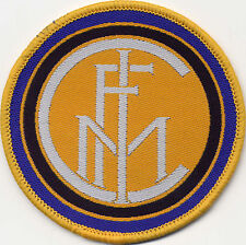 Inter Milan Retro 90's Football Badge Patch 7cm x 7cm