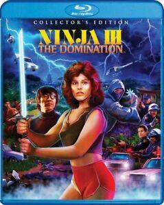 NINJA III: DOMINATION COLLECTORS EDITION NEW BLURAY