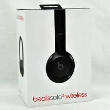 Beats by Dr. Dre Solo 3 Wireless Headband Headphones - Gloss Black