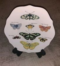 """Williamsburg The Garden Story Collection 8-1/2"""" Stoneware Plate NEW"""