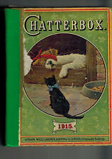 CHATTERBOX ANNUAL 1915 BUT!