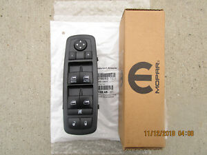 15 - 19 JEEP CHEROKEE DRIVER LEFT SIDE MASTER POWER WINDOW SWITCH NEW 68271206AB