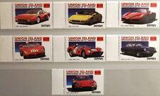 ST VINCENT GRENADINES UNION ISL 2002 277-84 Ferrari Automobile Sportwagen Autos