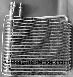 "76 77 78 79 80 Ford Lincoln Mercury Evaporator EV6056 Coil Air 8"""