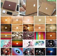 """2020 M1 A2337 A2338 MacBook Air Pro 11 13 15"""" Plastic Case Keyboard Cover Skin"""