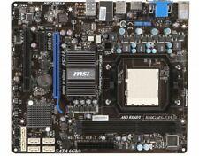 MSI 880GMS-E35 Micro ATX MOTHERBOARD AM3 With I/O Shield & 2 Sata Cables