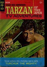 TARZAN TV ADVENTURES #171 GOLD KEY  PHOTO COVER