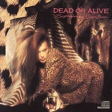 Dead or Alive Sophisticated Boom Boom  (CD, Apr-1988, Epic) NEW SEALED 1988