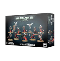 Battle Sisters Squad Adepta Sororitas Sisters of Battle Warhammer 40K NIB
