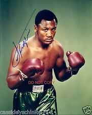 Joe Frazier Reprint Signed 8x10 Photo #1 RP Smokin' Joe Heavyweight boxing Champ
