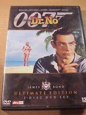 1962 DVD - 007/James Bond - DR. NO - 2-Disc Ultimate Edition