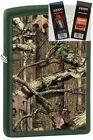 Zippo 28331 mossy oak break Lighter with *FLINT & WICK GIFT SET*