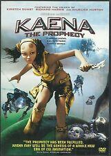 Kaena: The Prophecy (DVD) Kirsten Dunst Anjelica Huston Richard Harris