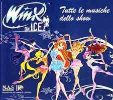 Winx On Ice CD NIGHT MAGIC RECORDS