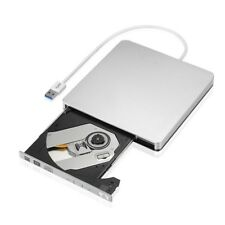 Extern Slim USB 3.0 DVD Brenner DVD-RW VCD CD RW Laufwerk Burner Drive Superdriv