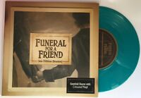 FUNERAL FOR A FRIEND - INTO OBLIVION rare 7 INCH VINYL RECORD BRAND NEW PS
