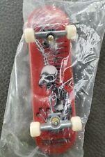 Tech Deck 96 MM Fingerboard Skateboard Tony Hawk NEW Board Only Red