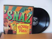 "NAZARETH ""Snaz"" Original UK Double LP from 1981 (NEMS NELD 102)"