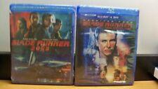 New Blade Runner 2049 + 2007 Final Cut 4 Disc Blu Ray Dvd Set Free 1St Cls S&H